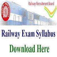 RPF Syllabus & Exam Pattern Constable, SI Post 2021 @ http://rpfonlinereg.co.in